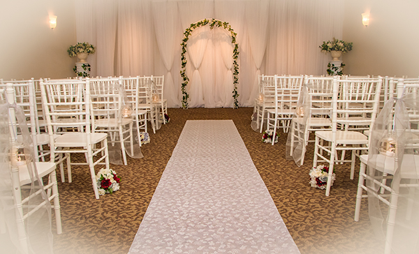 Wedding and Reception Package