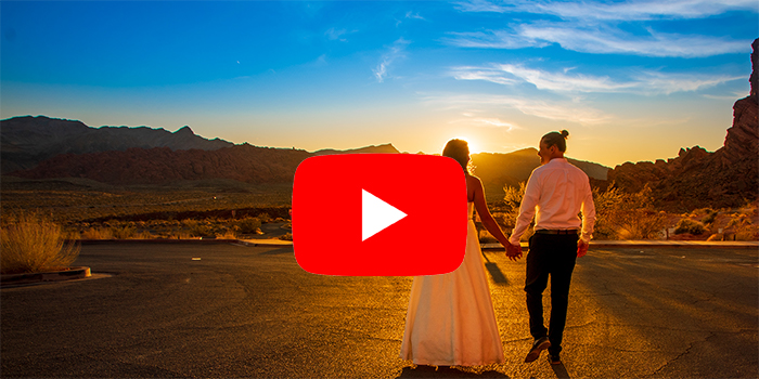 Valley of Fire Wedding Video